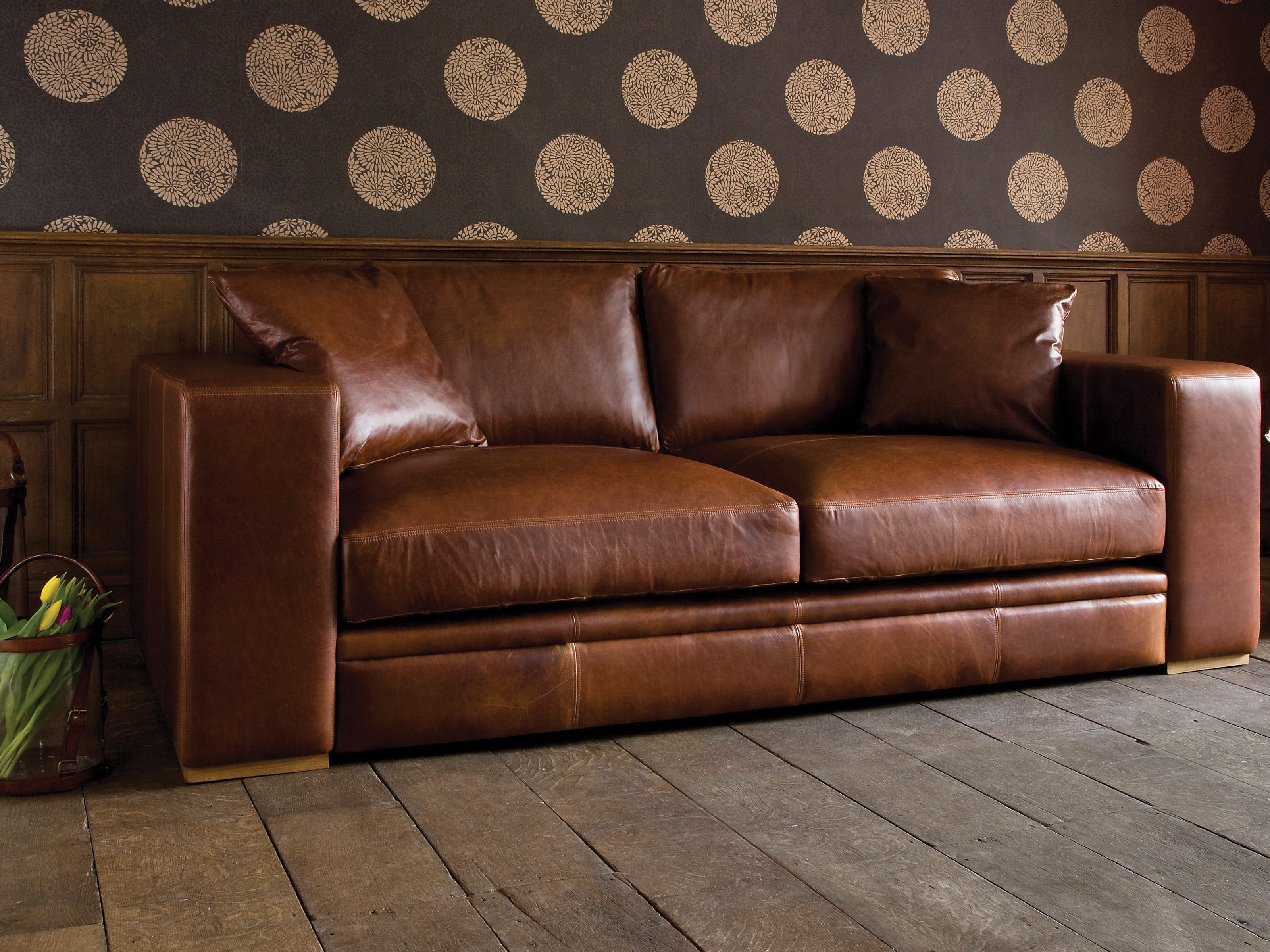 furnishing leather delhi